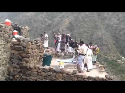 فيديو: من عادات وتقاليد أهالي ريمة أثناء عقد القرآن