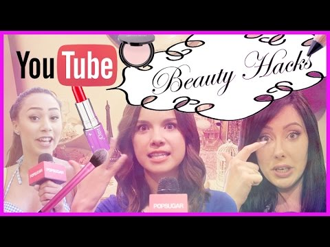 Ingrid, Makeup Geek and more Share Their Beauty HACKS!