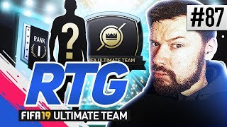 YOU WONT BELIEVE THIS REWARD! - #FIFA19 Road to Glory! #87 Ultimate Team