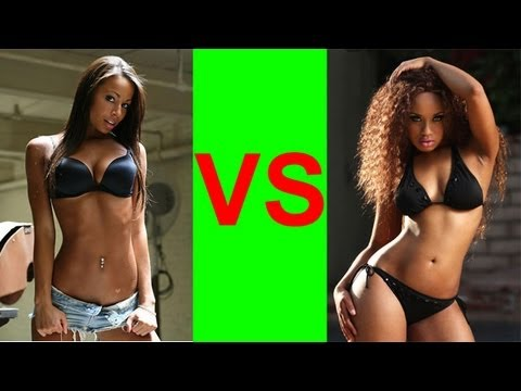 Black Girls, Black Women vs African Girls, African Women