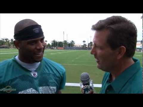 Yeremiah Bell Interview - 8/2/10 Video