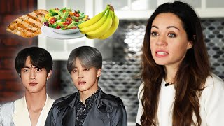 Dietitian Reviews K-Pop Diets