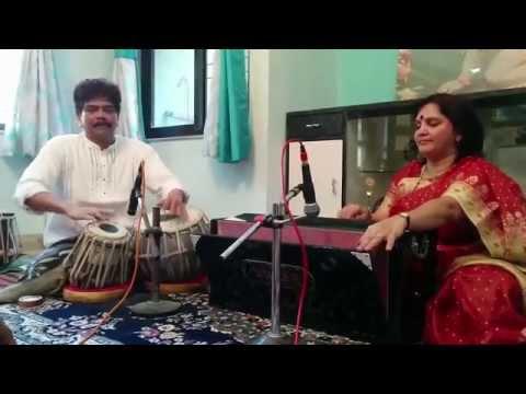 Vidushi Seema Shirodkar - Ka Karoon Sajni Aaye Na Balam (Thumri...