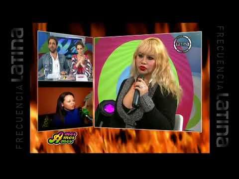 Susy Díaz a Flor: