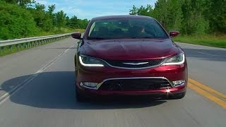 2015 Chrysler 200C AWD - TestDriveNow.com Review by Auto Critic Steve Hammes