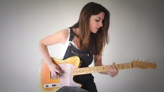 Laura Cox - Nervous Breakdown - Brad Paisley Cover