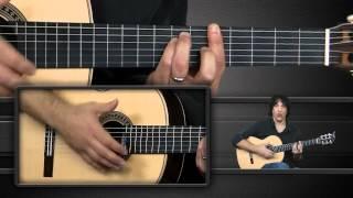 Rumba Flamenca:  Basic Right Hand Moves