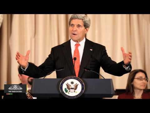 John Kerry To Head To Europe, Middle East For Iraq Talks - TOI