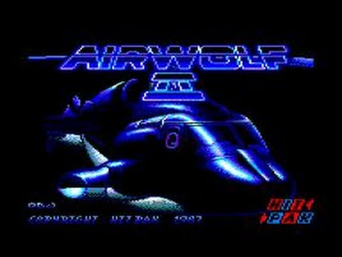 AIRWOLF VIDEO GAME FREE DOWNLOAD