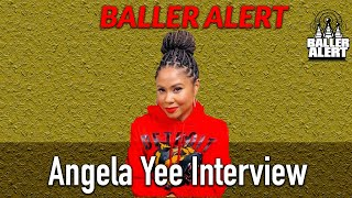Baller Alert Exclusive: Angela Yee Talks Her Favorite Guests On The Breakfast Club