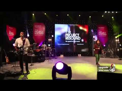 Yadaan Teriyaan By Kailash Kher Live At Sony Project Resound Concert video