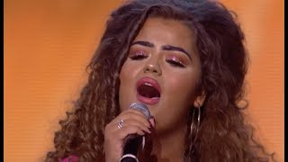 She Takes On Elton John Classic And Blows Everyone Away Boot Camp The X Factor Uk 2017