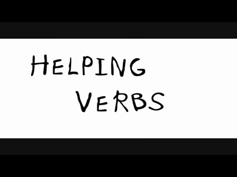 Helping Verbs Song for Children by Patty Shukla