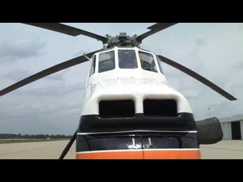 *Rare* Midwest Sikorsky S-58JT N827MW