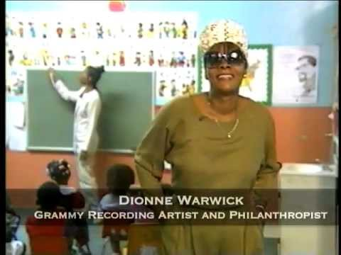 Marcus Garvey School PSA with Dionne Warwick - Directed by Keith O'Derek - 12/28/2012