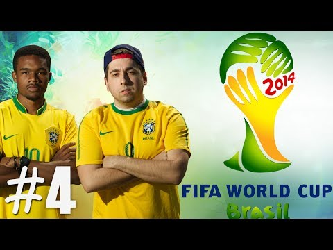 FIFA World Cup 2014 - Round of 8 Ep.4