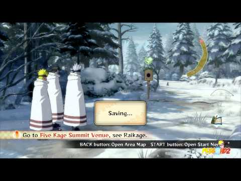 Naruto Shippuden: Ultimate Ninja Storm 3 - Playthrough Part 1