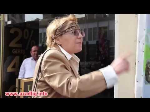 Leyla Yunus: Adam Deyillər, Kişi Deyillər.