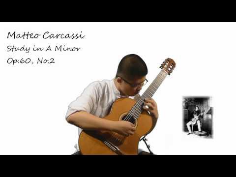 Matteo Carcassi - Op.60 No. 2