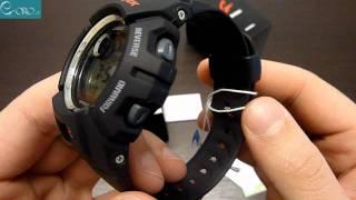 CASIO G-Shock Mens Watch G-2900F-1VER - E-oro.gr