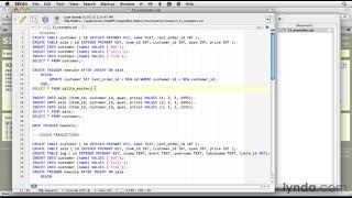 SQLite with PHP