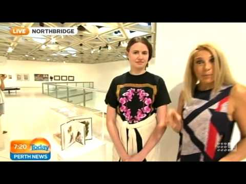 Art Gallery of Western Australia - Part 1 | Today Perth News