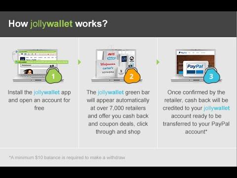 jollywallet Cash Back App - Firefox Installation Guide