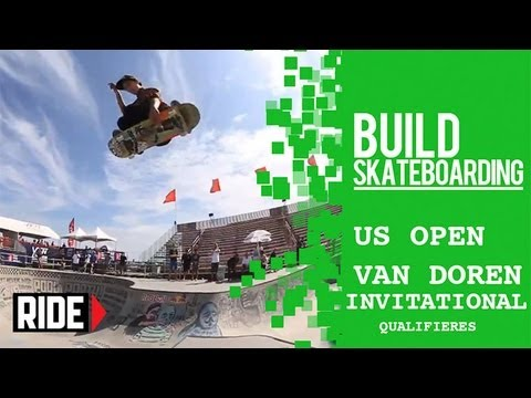US Open 2013 -- Van Doren Invitational Qualifiers