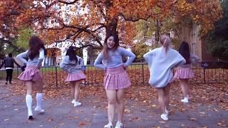 여자친구(GFRIEND) - 시간을 달려서(Rough)- Dance Cover by CHIC-N-LTTL
