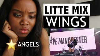 Little Mix - Wings (One Love Manchester) - REACTION!