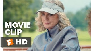 I'll See You in My Dreams Movie CLIP - He's So Handsome (2015) - Blythe Danner Movie HD