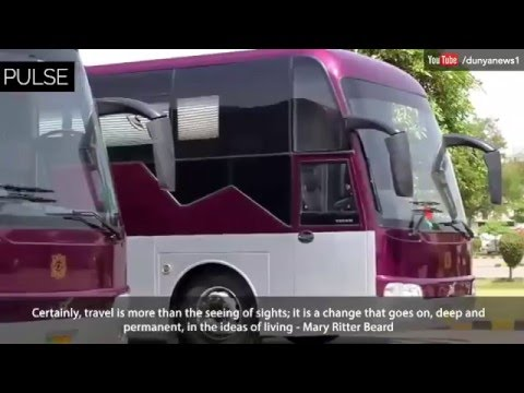 Q Connect | Pakistan's Most Luxurious Bus Service