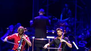 2cellos Now We Are Free Gladiator Mombasa A Royal Albert Hall