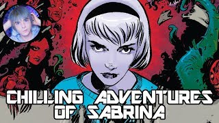 Chilling Adventures of Sabrina - Sabrina The SATANIC Witch