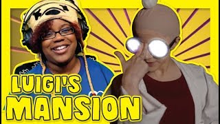 Luigi's Masion The Musical | Random Encounters | AyChristene Reacts