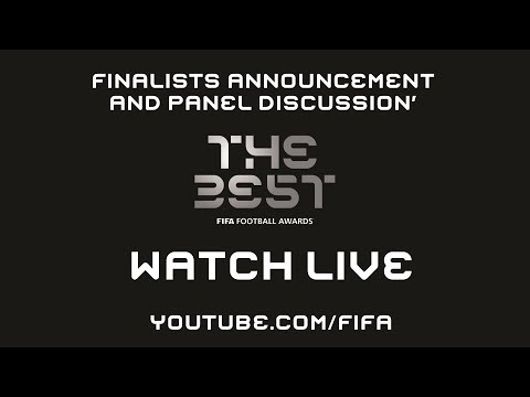The Best FIFA Football Awards™ 2018 - Finalists Announcement and Panel Discussion