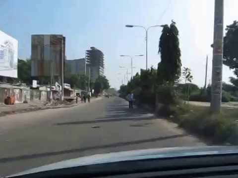 Eid-day drive through Dhaka city and Hateer jhil...(Videography by Iftikhar Hossain).