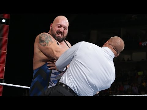 Big Show knocks out Triple H