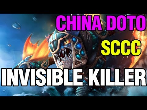 INVISIBLE KILLER - Sccc Plays Slark - Dota 2