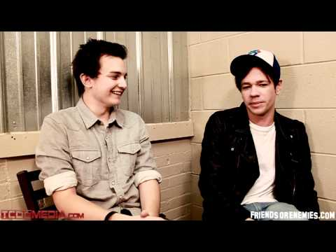 Nate Ruess On Brendon Urie Collaboration