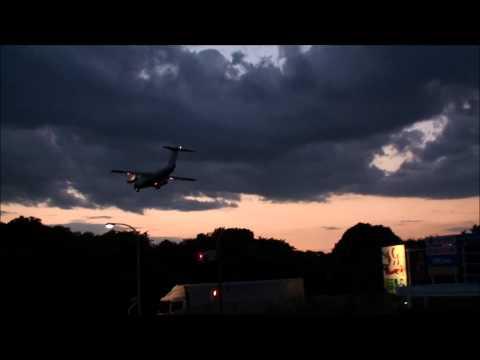 岐阜基地ナイトフライト JASDF Gifu A.B. Night Flight