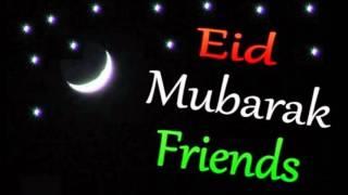 Eid mubarak  bangla song