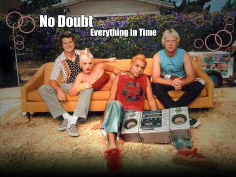 No Doubt - Everything in Time (Live in London)