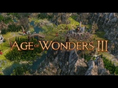 Age of Wonders 3 Gameplay HD