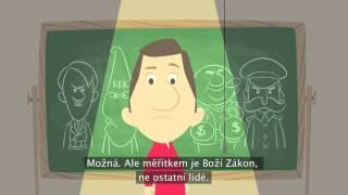 Are You A Good Person? - Czech (Jsi dobrý člověk?)