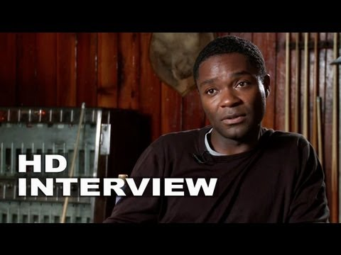 Lee Daniels' The Butler: David Oyelowo On Set Interview
