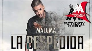 Video La Despedida Maluma