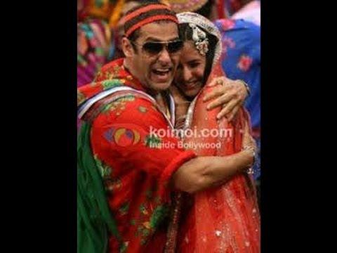 Salman Khan Katrina Kaif wedding marriage pictures - YouTube