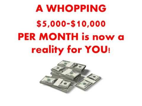 Computer Work at Home - Earn $500 + Daily
