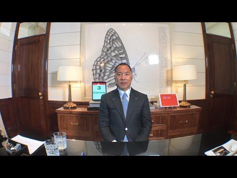 郭文贵7月3日报平安直播视频---王岐山和傅政华将如何毁掉中国